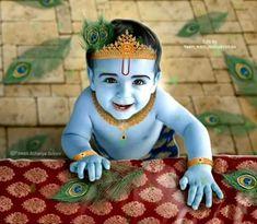 Baby Krishna, Krishna Gif, Krishna Avatar, Radha Krishna Songs, Krishna Flute, Little Krishna, Krishna Statue, Cute Krishna, Radha Krishna Images