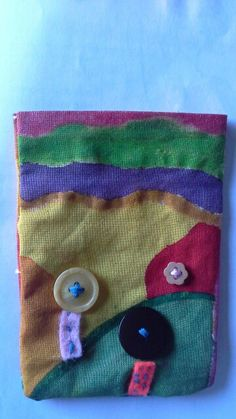 Decorative buttons Coin Purse, Textiles, Buttons, Wallet, Purses, Projects, Decor, Handbags, Log Projects