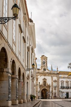 Faro - Arco da vila  Portugal