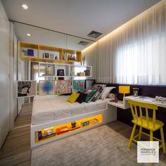 Quarto de criança com muita cor e energia ✨✨ Kid's room full of color and energy…