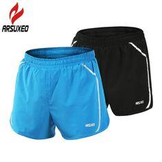 8f29ec6ff36 Free shipping ARSUXEO 2017 New Pro Quick Dry Men s Running Shorts Men 2 In 1  Marathon Gym Fitness Training Sport Shorts with Zipper Pocket  sport   ...