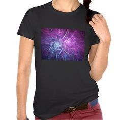 """To Forget"" Tshirt / by Michal Dunaj / visit www.fractal-store.com for more art & art-enchanted stuff / #clothing #fashion #womensfashion #tshirt #forher #accessories #abstractart #fractalart #zazzle"