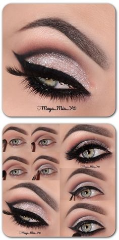Make Up Paso a paso❤