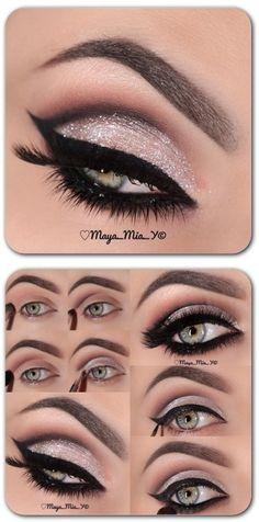 Make Up Paso a paso❤