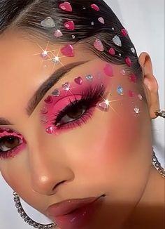 Dope Makeup, Bold Makeup Looks, Indie Makeup, Edgy Makeup, Crazy Makeup, Gorgeous Makeup, Pretty Makeup, Skin Makeup, Makeup Inspo