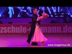 Dmitry Zharkov & Olga Kulikova • Langsamer Walzer • Euro Dance Festival ...