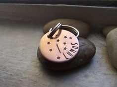 Magic Wand Keychain - pinned by pin4etsy.com