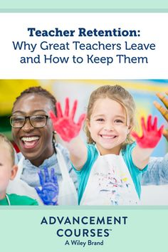Teacher turnover is a growing problem, but one that administrators can help solve. Our own Danielle Strohmeyer explains why teachers quit and what can be done to improve retention. Early Childhood Education Degree, Early Childhood Activities, Professional Learning Communities, Professional Development For Teachers, School Assistant, American Federation Of Teachers, Preschool Assessment, Visible Learning, Learning Goals