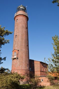 Leuchtturm Darßer Ort – Mecklenburg Vorpommern, Germany