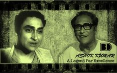"""Remembering Ashok Kumar on his 15th death anniversary. """"Ashok Kumar evolved himself with a style and fashion that was unseen and unknown to Indian audience. His nerveless persona on screen was one of the reasons behind the lead actors called were termed as """"Hero"""" in popular culture. If you ever wondered what makes a hero more attractive when he is smoking a cigarette or a pipe, then you are bound to watch Ashok Kumar, who is also the first hero of Hindi cinema to smoke on screen."""" Click to…"""