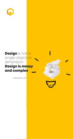 """💬""""Design is not a single object or dimension. Design is messy and complex."""" -- Natasha Jen 💬 . Sometimes the messier the better! 😜 . . . . . . . . #designquote #designquotes #designs #design #branding #brandidentity #branddesign #corporateidentitydesign #b2b #websitedesign #webdev #webdesignerlife #businessquotes #entrepreneuerquotes #entrepreneurquote #businesssuccess #inspiration #motivation #motivationalquotes #mondayquotes #polyandpixel Corporate Identity Design, Brand Identity, Branding Design, Web Platform, Company Values, Creative Company, Monday Quotes, Beats By Dre, Entrepreneur Quotes"""