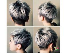 Dwukolorowe krótkie fryzury to wielki trend 2015 roku. Zobaczcie, jak modnie…
