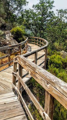 Garden Bridge, Planes, Tourism, Landscapes, Outdoor Structures, Deco, World, Travel, Life