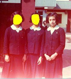 White Rain Log :: 황신혜,어린시절 사진 속 비밀은?