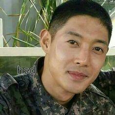The Singer: Kim Hyun Joong: WELCOMEBACK MY SARGEANT KIM HYUN JOONG.