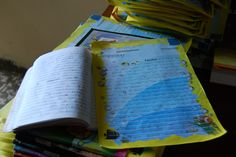 What Can I Share in Letters to My Sponsored Child?