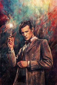 Doctor Who: The Eleventh Doctor by alicexz.deviantart.com on @deviantART