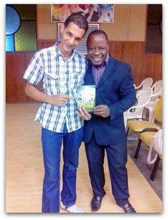 David Nascimento e Pr. Paulo Marinho