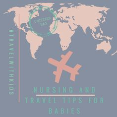 How on earth do you breastfeed while traveling