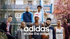Adidas Take the Stage Olympia 2012