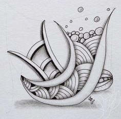 Zendoodle-Wege: Kursus 'Meditatives Zeichnen' im Februar 2012