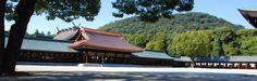 Kashihara Jingu. 橿原神宮 http://www.kashiharajingu.or.jp