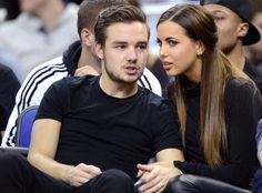They do look cute together. I really like this pic of them