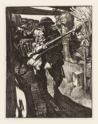 'No Man's Land', Charles Sargeant Jagger | Tate