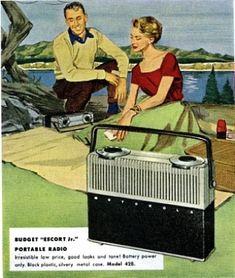 Motorola - the old 'trannie'