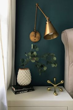 10 Achieving Cool Tips: Interior Painting Modern Apartment Therapy interior painting living room beach houses.Interior Painting Colors With Oak Floors interior painting tips benjamin moore.Interior Painting Tips Wood Trim. Home Decor Bedroom, Bedroom Wall, Living Room Decor, Diy Home Decor, Master Bedroom, Bedroom Ideas, Girls Bedroom, Bedroom Furniture, Living Rooms