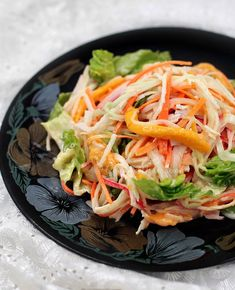 Where does kani salad get its name? Kani is the Japanese name for crab. It is also short for kani kama (not kanitama), the imitation crab sticks. Vegetable Casserole Healthy, Kani Salad, Seafood Recipes, Cooking Recipes, Drink Recipes, Surimi Recipes, Crab Stick, Crab Salad, Seafood Salad