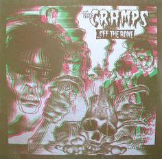 THE CRAMPS - (1983) ...Off the bone http://woody-jagger.blogspot.com/2013/03/los-mejores-discos-de-1983.html