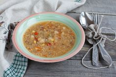 Excelentes lentejas con quinoa 👍 #lentejas #lentejasconquinoa #quinoa #recetasdequinoa #recetasdelentejas #recetasdeverduras #platosvegetarianos