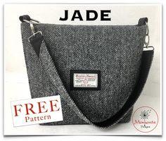 Free Sewing Pattern: Jade Purse