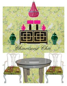 Chinoiserie Chic: Light Up Your Life