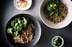 Broccoli Soba Bowl Recipe on Yummly