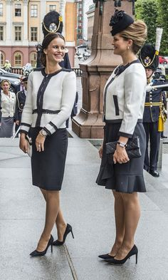 On September 15, 2015, King Carl Gustaf and Queen Silvia of Sweden, Crown Princess Victoria of Sweden and Prince Daniel, Prince Carl Philip and Princess Sofia of Sweden, Princess Madeleine of Sweden attended the opening of parliament at the Riksdag in Stockholm, Sweden.