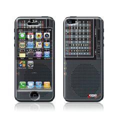 """Radio"" Doming SmartphoneCover - iPhone5 www.cushyskins.com"
