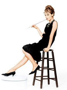 Made famous by Breakfast at Tiffany's (oh, hey, Audrey Hepburn), this wardrobe must-have has become Audrey Hepburn, George Peppard, Camilla Parker Bowles, Jackie Kennedy, Hollywood Icons, Old Hollywood, Grace Kelly, Kate Middleton, Jean Patou