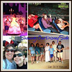 Wordless Wednesday ~ Show Your Disney Side!! via @MouseFanDiane