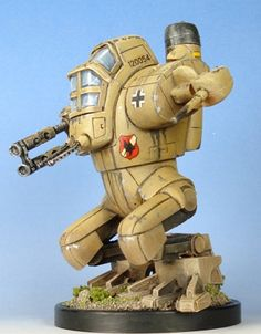 The Weird WWII Miniatures Showcase: Amazing Weapons