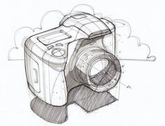 Sketch-A-Day: Daily Sketches from Industrial Designer, Spencer Nugent - Page 397