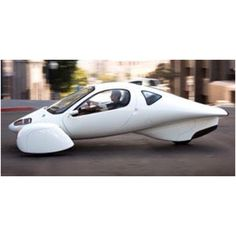 Electric concept car.