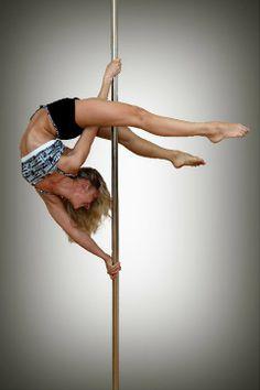 Anastasia skukhtorova Russian pole dance champion