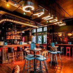 5422 Best Interior Bar Design images in 2019 | Restaurant Design ...
