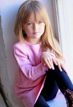 Kristina Kristina Pimenova Kristina Pimenova - in 2020 Little Girl Bangs, Little Girl Models, Child Models, Preteen Fashion, Young Girl Fashion, Cute Kids Fashion, Cute Girl Dresses, Little Girl Dresses, Beautiful Little Girls