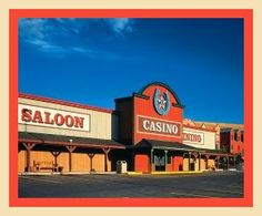 Horseshu saloon in Jackpot, Nevada. I was here for 15 minutes, won  $600 and left immediately.