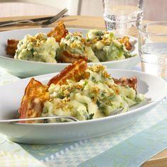 Herzhafter Wirsing-Kartoffelstampf - www.ostmann.de auch mit weisskohl lecker