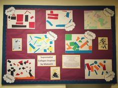 Malevich collage year 4