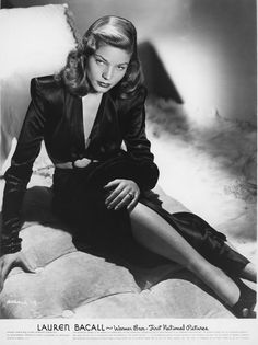 A biography and filmography of Hollywood living legend, Lauren Bacall known for her sultry looks and partnership with husband, Humphrey Bogart. Description from thefemalecelebrity.com. I searched for this on bing.com/images